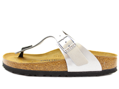 Birkenstock Gizeh sandal with silver buckle (35-41)