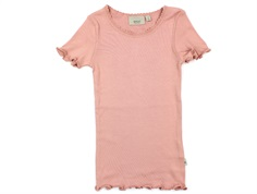 Wheat t-shirt rib rosie with lace