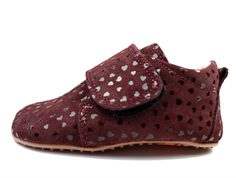 Arauto RAP slippers heart bordo