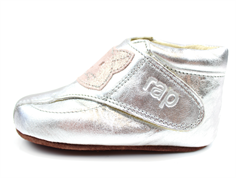 Arauto RAP slippers silver with cat