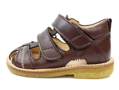 Angulus sandal angulus brown with velcro