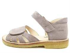 Angulus sandal dusty lavender with velcro