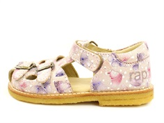 Arauto RAP sandal butterfly peach with buckles and velcro