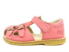 Arauto RAP sandal rose nubuck with buckles and velcro