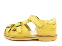 Arauto RAP sandal yellow with buckles and velcro