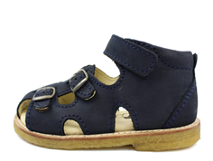 Arauto RAP sandal nob navy with buckles and velcro