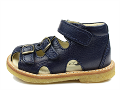 Arauto RAP sandal navy with buckles and velcro (narrow)