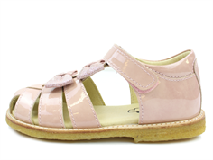 Arauto RAP sandal pat nude with loops and velcro