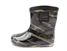 Petit by Sofie Schnoor winter rubber boot gray army