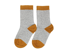 Noa Noa Miniature socks gray melange