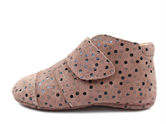 Angulus slippers rose dot