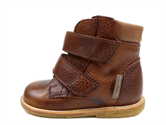 Angulus winter boot rebrown/cognac with TEX