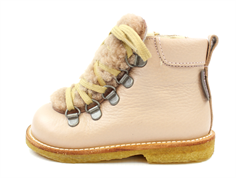 Angulus winter boot powder/beige with TEX