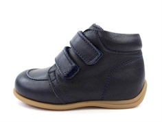 Bisgaard toddler shoe navy with velcro