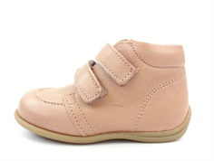 Bisgaard toddler shoe nude with velcro