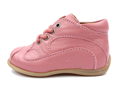 Bisgaard toddler shoe rose with laces
