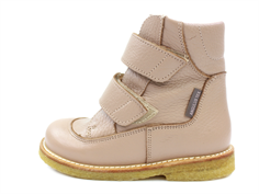 Angulus winter boots dusty makeup with TEX (narrow)