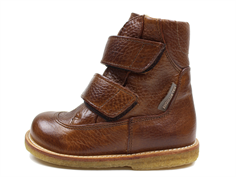 Angulus winter boot redbrown with TEX (narrow)