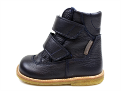 Angulus winter boot navy with TEX
