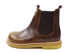 Angulus ancle boot redbrown
