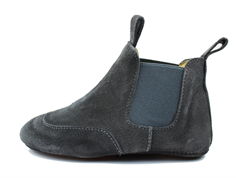 Angulus slippers suede anthracite