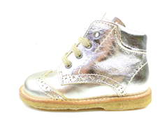 Angulus toddler shoe champagne with laces