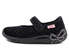 Superfit Happy slippers Black mica