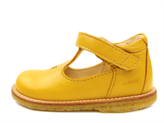 Angulus shoes yellow with small heart