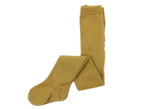 MP tights wool/cotton bronze