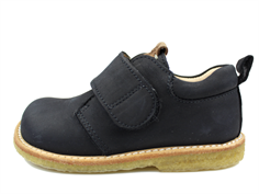 Angulus shoes black/brown with velcro