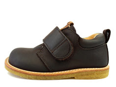 Angulus shoes brown/cognac with velcro