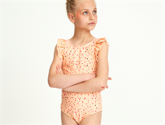Soft Gallery Ana swimsuit peach parfait shimmy UV