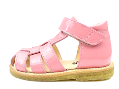Angulus sandal bright rose lacquer