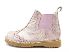 Bisgaard ancle boot rose glitter