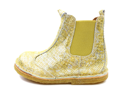 Bisgaard ancle boot yellow with elastic
