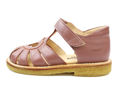 Angulus sandal plum with heart