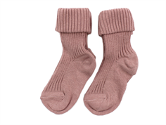 MP socks cotton rose gray (2-Pack)
