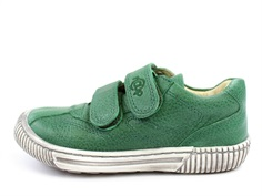 Arauto RAP leather shoes green with velcro