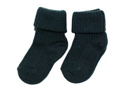 MP socks wool dark green (2-Pack)