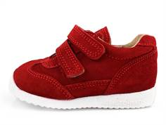 Arauto RAP shoes red suede