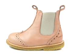 Angulus ancle boot dusty peach