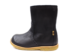 Bisgaard winter boot gold zip and TEX