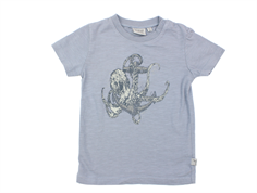 Wheat t-shirt Anchor Octopus dove