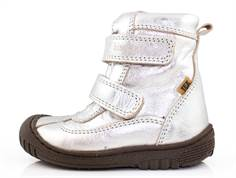 Bisgaard winter boot silver with TEX