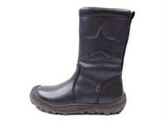 Bisgaard winter boot blue with TEX