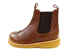 Angulus ancle boot cognac light (narrow)