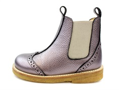 Angulus ancle boot mauve shine (narrow)