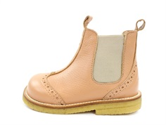 Angulus ancle boot dusty rose