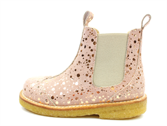 Angulus ancle boot rose copper dot (narrow)
