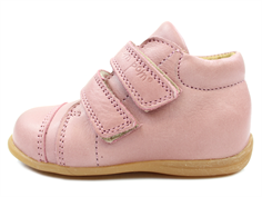 Pom Pom toddler shoe old rose with velcro